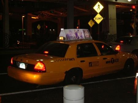 taxi's trip!