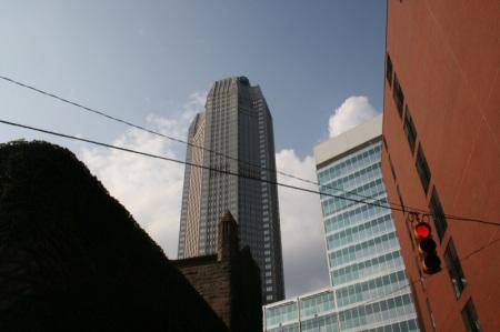 Uno scorcio di Pittsburgh