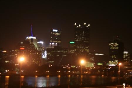 Pittsburgh notturna