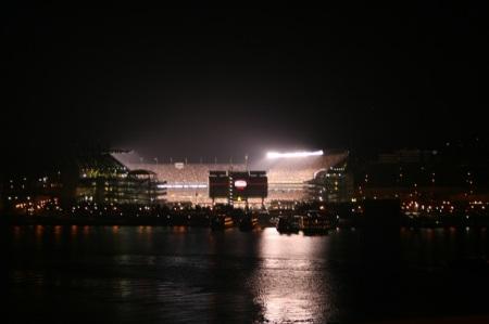 Lo stadio di football americano