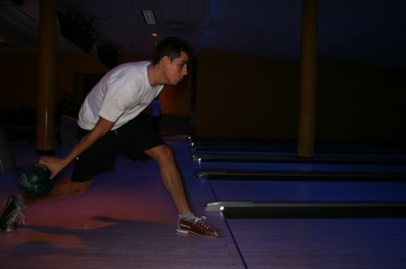 Tinto bowling style