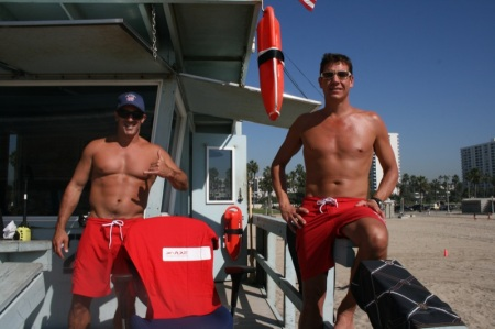 baywatch in L.A.