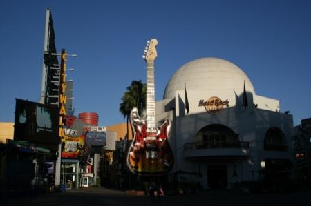 negozi e locali agli Universal Studios