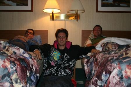 in motel a Toronto