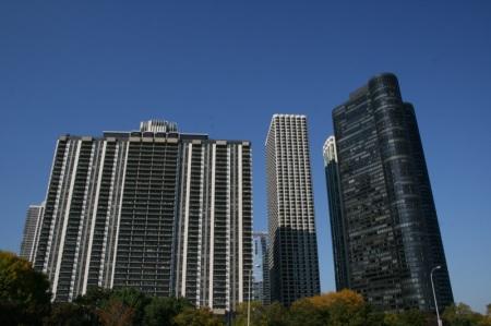 Grattacieli a Chicago