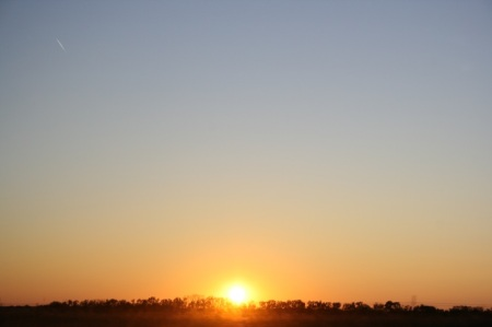 Sunshine in Oklahoma