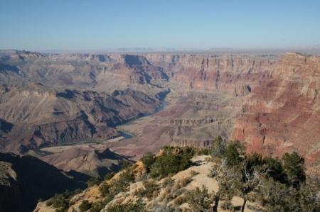 Grand Canyon visto dalla Desert View