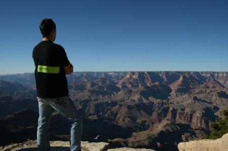 vista da Navajo Point