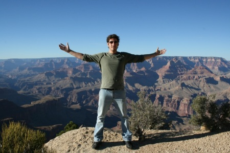 Sir sul Gran Canyon