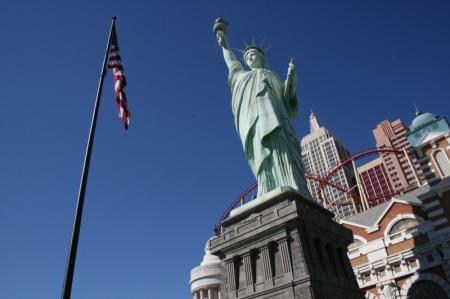 La Statua della Libertà del New York New York